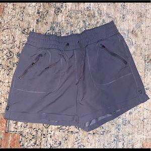 Gray Tangerine Shorts